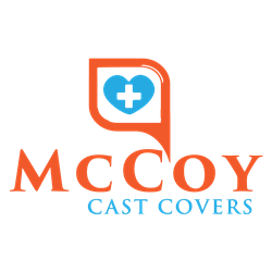 The McCoy Cast Covers is a medical invention that solves this problem as it will ensure that the bandage is dry even in the shower