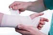 The McCoy Cast Covers is a medical invention that helps keep bandages and casts dry.