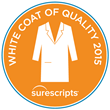 Surescripts White Coat of Quality Award