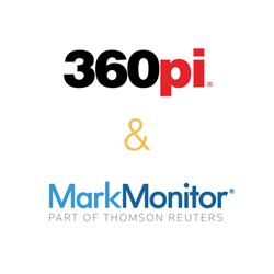 360pi & MarkMonitor Partnership