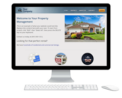 Websites for Property Managers