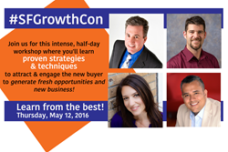 #SFGrowthCon with Stephanie Shaterian, Thomas Petty, Mario Martinez, Jr. and Michael Gross