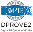 SMPTE DPROVE2 Logo