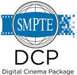 SMPTE DCP Logo