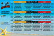 Beach Brawl 2016 Game Schedule