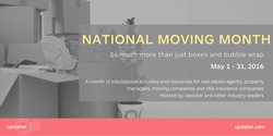 Updater Kicks Off National Moving Month With Resources And Activities...