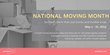 Updater Kicks Off National Moving Month With Resources And Activities For Industry Professionals
