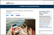 InfoDesk Launches Consulting Industry News, Trends And Insights Blog
