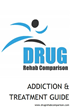 FREE Addiction & Treatment Guide now available to download