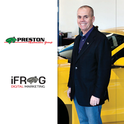 iFrog Automotive Digital Marketing Advertising