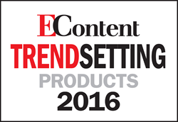 EContent Trendsetting Products - 2016