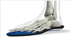Spenco has produced a new video to help support awareness of foot care. It includes animation of the foot's anatomy and its motion during physical activity.