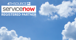 4th Source is now a registered ServiceNow Partner