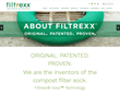 Filtrexx International Launches New Website