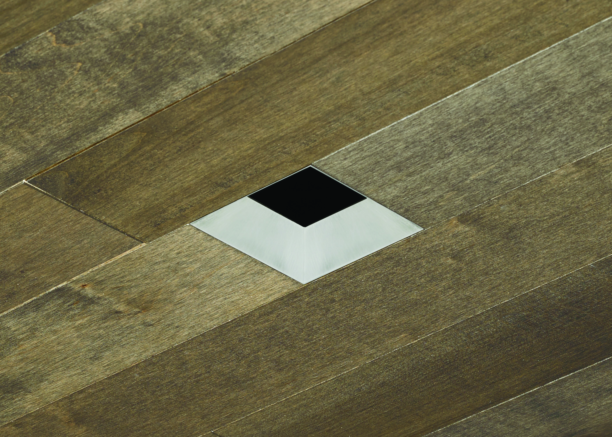 tech lighting has introduced element 3 recessed downlights for wood