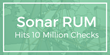 Constellix Sonar RUM Hits 10 Million Checks per Day