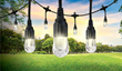 Enbrighten LED Cafe String Lights add ambiance to any space