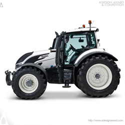 Valtra T4-Series by Kimmo Wihinen