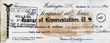 United States House of Representatives Sergeant of Arms Signed Check