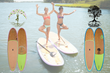 Evolve Paddle Board Company and Yoloha Yoga Reveal Their Collaborative Yoga Board