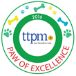 Leading Online Toy and Gear Review Site Announces 15 Winners of 2016 TTPM Pets Paw of Excellence Awards