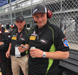 RevMark™ used by the Pit Crew at NASCAR