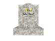 In Loving Memory is an electronic invention  which will make tombstones more meaningful.