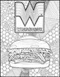 Whataburger Celebrates the Art of Creating a Whataburger with National Hamburger Month Coloring Contest
