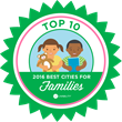 Livability.com Names the 10 Best Cities for Families, 2016