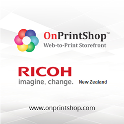 OnPrintShop Partners Ricoh New Zealand