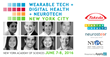 Wearable Tech + Digital Tech + NeuroTech NYC: Sensors - Data - AI - BCI - Machine Learning - VR/AR in health