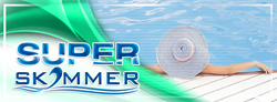 The Super Skimmer is a cleaning invention that will provide a better and less tiring way to clean a swimming pool.