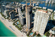 Outlook is excellent:The 46-floor Mansions at Acqualina (center tower with cranes) is Florida's 5th tallest structure and rests on a PENETRON ADMIX-treated foundation.