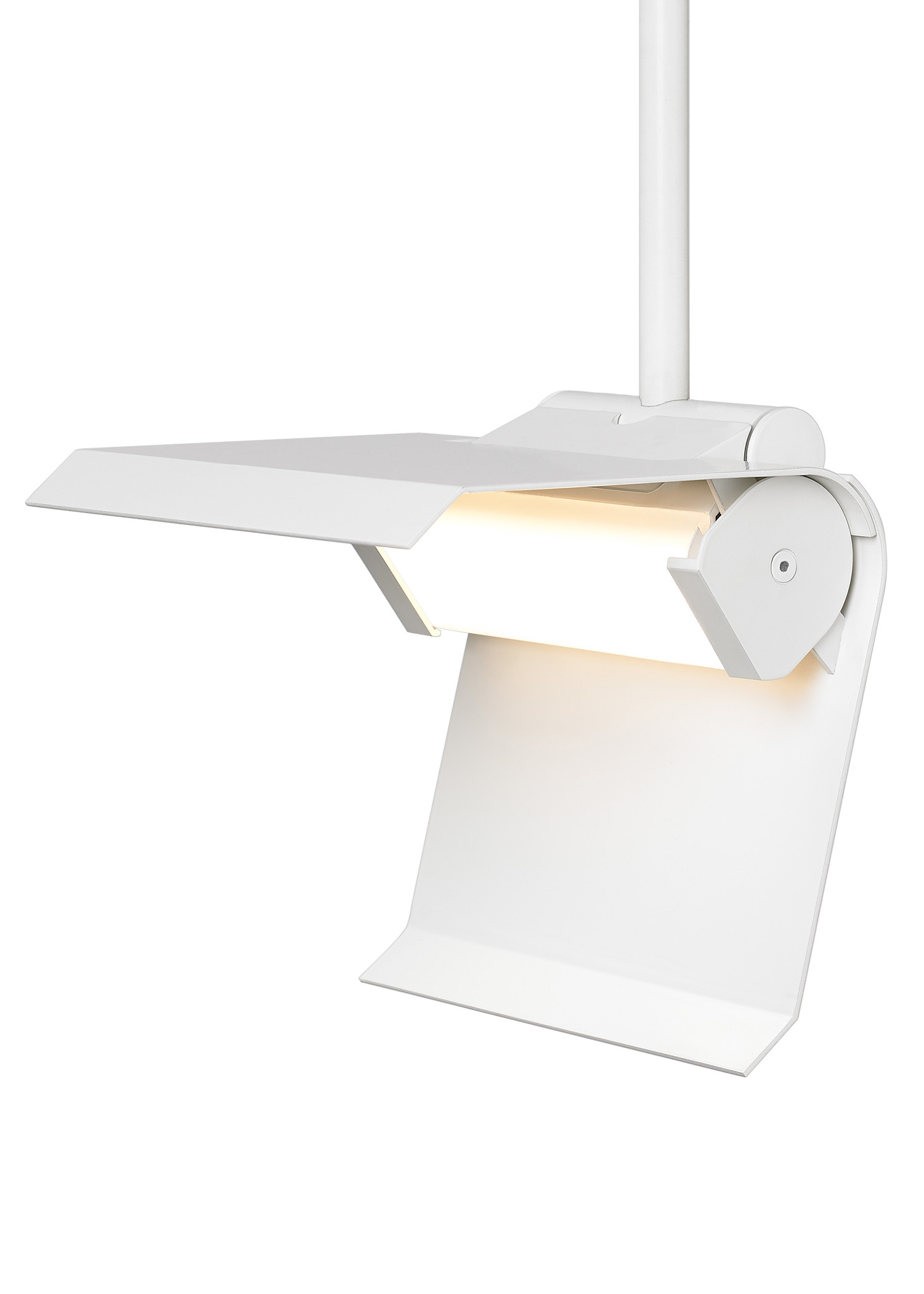 Tech lighting unveils new architectural heads the adjustable optic t trak fokis led line voltage track head from tech lighting offers impressive field flexibility without the restriction of factory set aloadofball Images