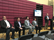 Kevin Dinino speaks to military veterans about PR and communications jobs in cybersecurity
