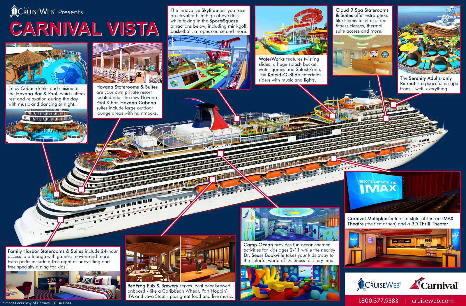 The Cruise Web Reveals Carnival S New Ship In Latest