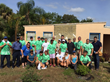 Broward County Home Receives Repairs Thanks to Deerfield Beach based People's Trust Insurance and Rapid Response Team