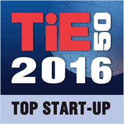 TiE50 2016 Top Startup