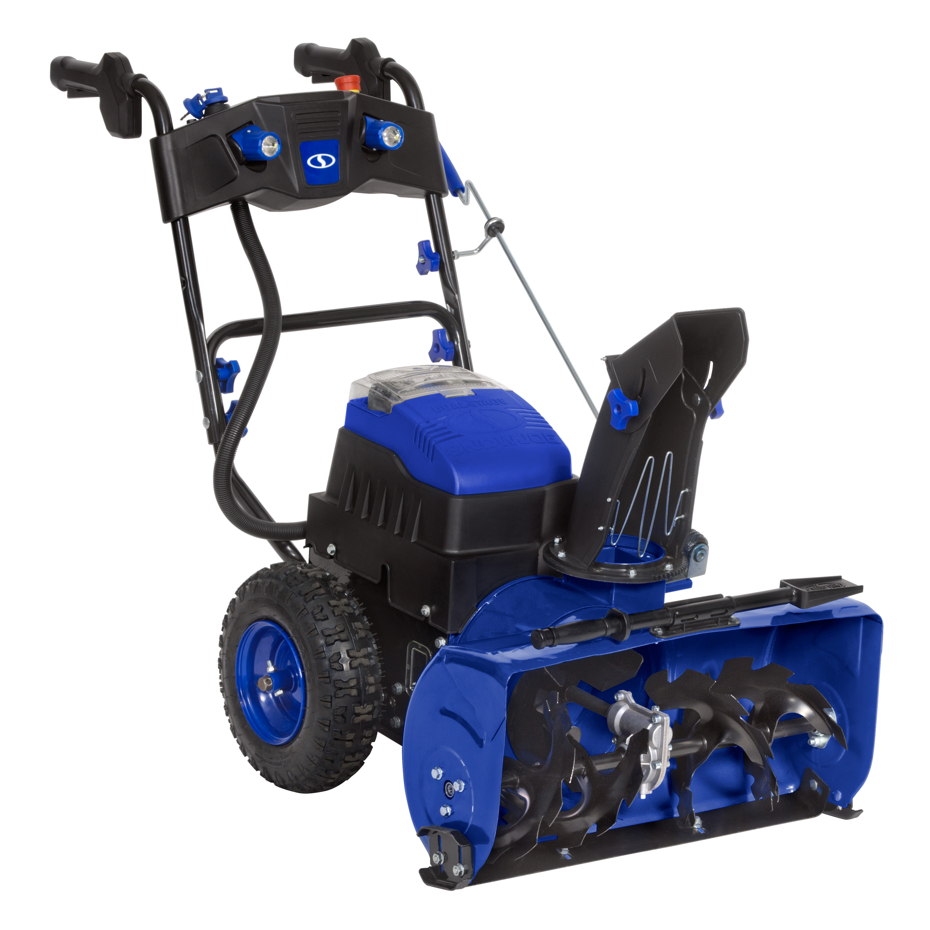 Snow Blower 24 >> Blowing Your Mind: Snow Joe Debuts First-Ever Battery-Powered Dual Stage Snow Blower at 2016 ...