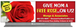 Nationally Recognized Personal Injury Law Firm Monge & Associates is Honoring Moms, Give Mom a Rose on Us at No Cost