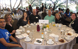 BHI was honored at a breakfast for being one of Austin's healthiest employers.