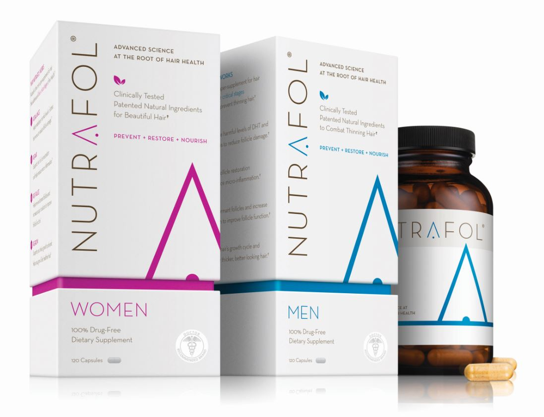 Nutrafol 174 Hair Loss Supplement Achieves Doctor