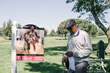 Each hole at the VIP Julius Erving Golf Classic featured signature moments from Ervings' iconic career