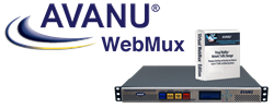 avanu webmux load balancing and adc