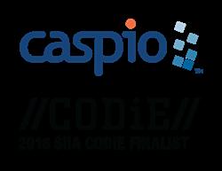 Caspio PaaS - 2016 CODiE Award Finalist