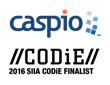 Caspio Named SIIA Business Technology CODiE Award Finalist for Best Platform-as-a-Service