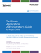 Sensei Project Solutions Announces Book Release: Application Administrator's Guide for Microsoft Project Online