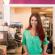 Kyra Bussanich of Kyra's Bake Shop