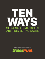 SalesFuel's State of Media Sales 2016