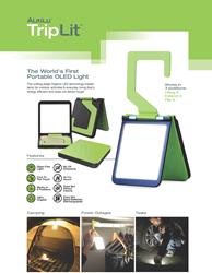 TripLit OLED